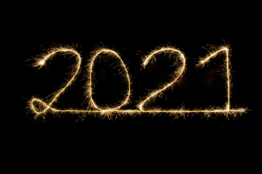 8 English Words You Need For 2021 | Oxford House Barcelona