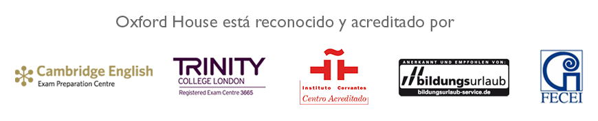 Acreditaciones Oxford House Barcelona