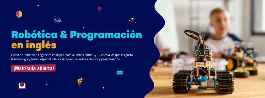 Cursos de robótica y programación en inglés para niños   Oxford House Barcelona