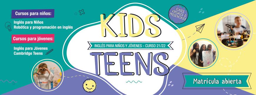 Cursos de inglés para niños y jóvenes 21-22   Oxford House Barcelona