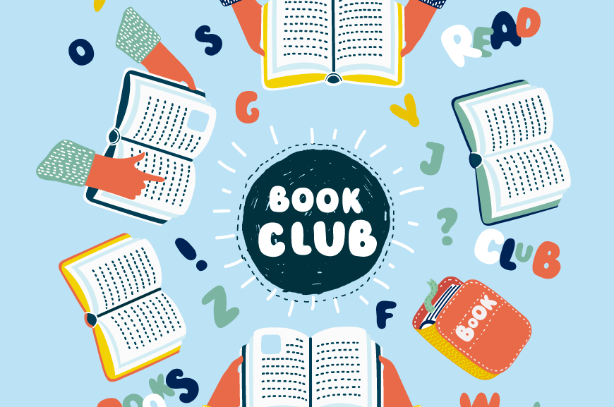 Why Oxford House is more than just a language academy - Book Club | Oxford House Barcelona