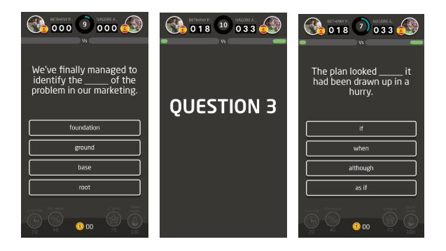 Cambridge Quiz your English - 8 of the best apps for learning English | Oxford House Barcelona