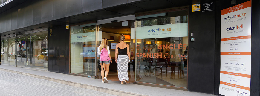 Why Oxford House is more than just a language academy | Oxford House Barcelona