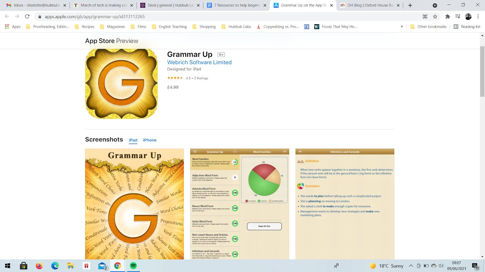 Grammar Up - Grammar | 8 Resources to help beginner English learners | Oxford House Barcelona