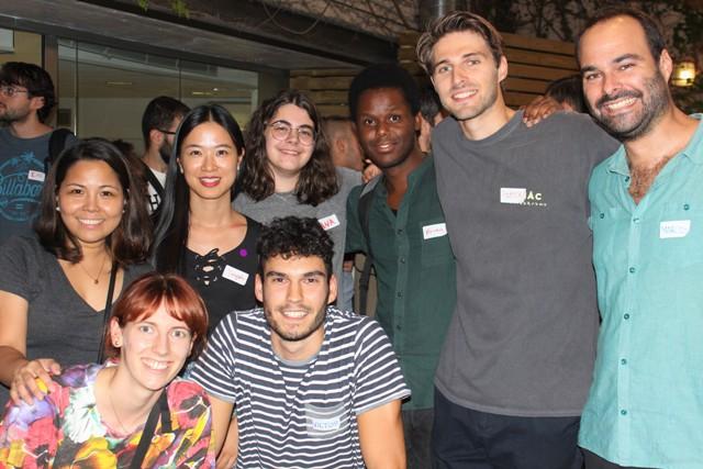 Happy Friday - Language Exchange | Oxford House Barcelona