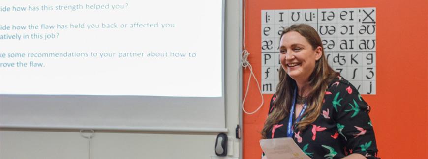 Meet Oxford House Director of Studies - Judy Rose