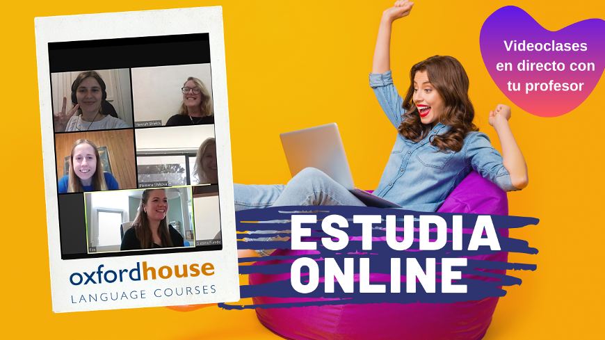 Estudia Online en Oxford House