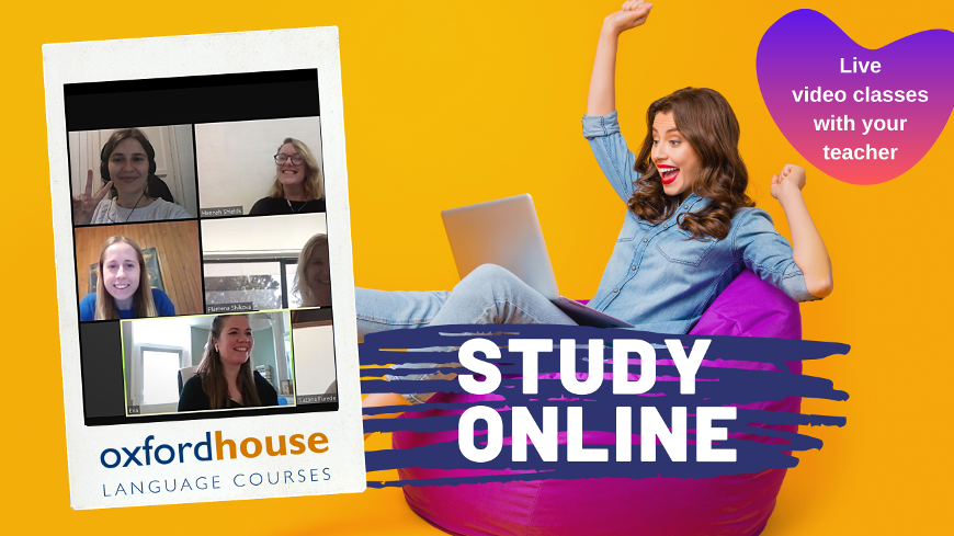 Study Online at Oxford House Barcelona