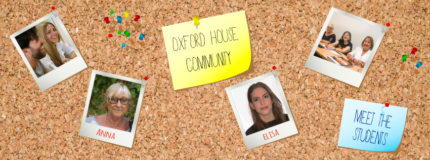 Oxford House Community - Meet the Students | Oxford House Barcelona