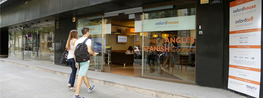 10 reasons to study English at Oxford House | Oxford House Barcelona