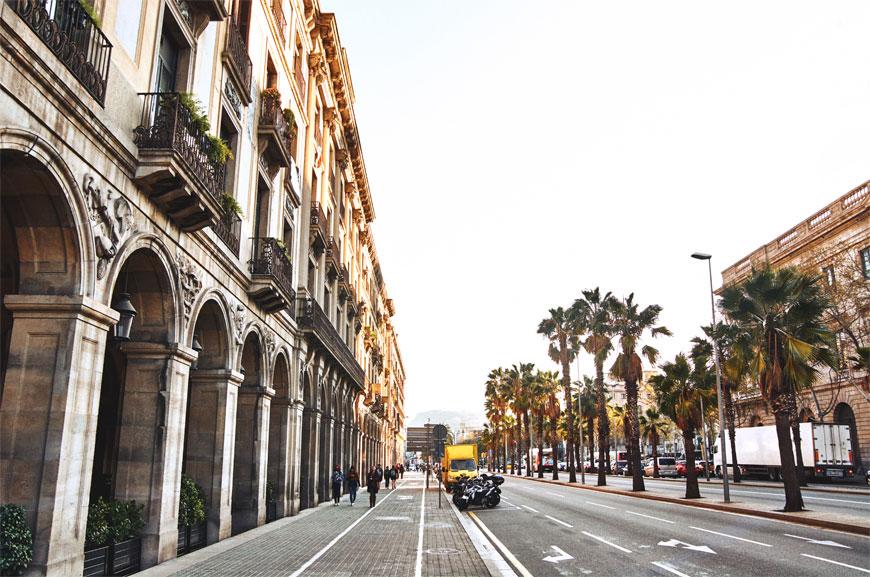 Learn English at Barcelona