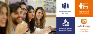 English Summer Super Intensive English Course | Oxford House Barcelona