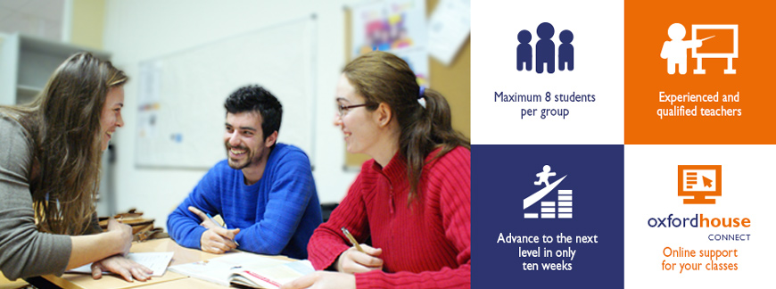 Intensive English Courses For Adults Oxford House