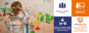 English Summer Courses for Kids | Oxford House Barcelona