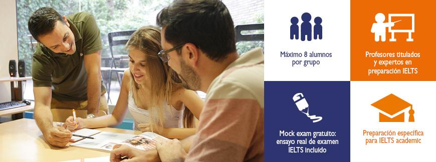 Cursos de preparación intensivo al IELTS en verano en Oxford House Barcelona