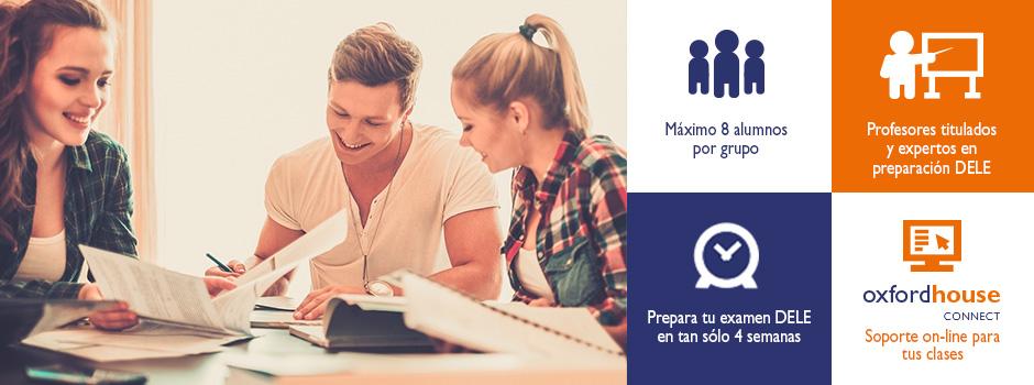 Cursos de preparación a los exámenes DELE  | Oxford House Barcelona