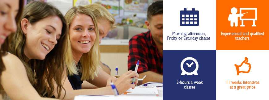 Spanish Part-Time Course | Oxford House Barcelona