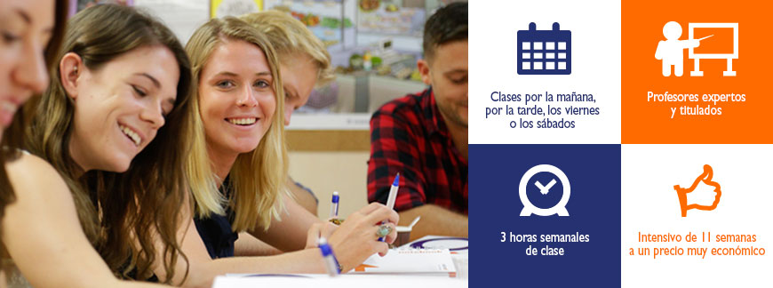 Curso de Español Extensivo | Oxford House Barcelona