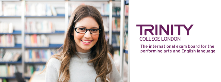 Examen Trinity GESE en Oxford House Barcelona