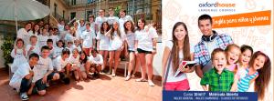 Cursos de inglés para niños y jóvenes en Oxford House Barcelona