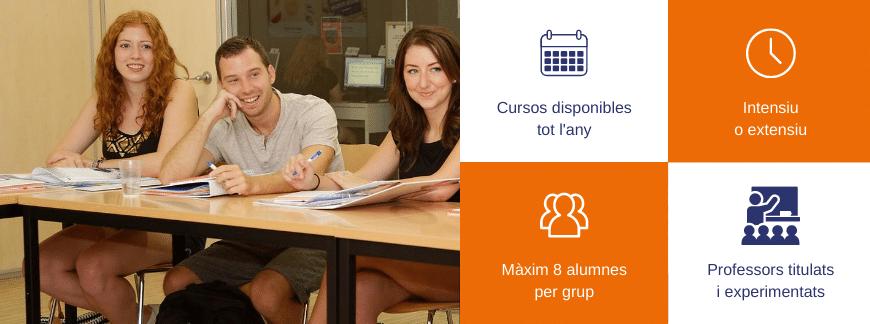Classes d'espanyol presencials a Barcelona | Oxford House Barcelona