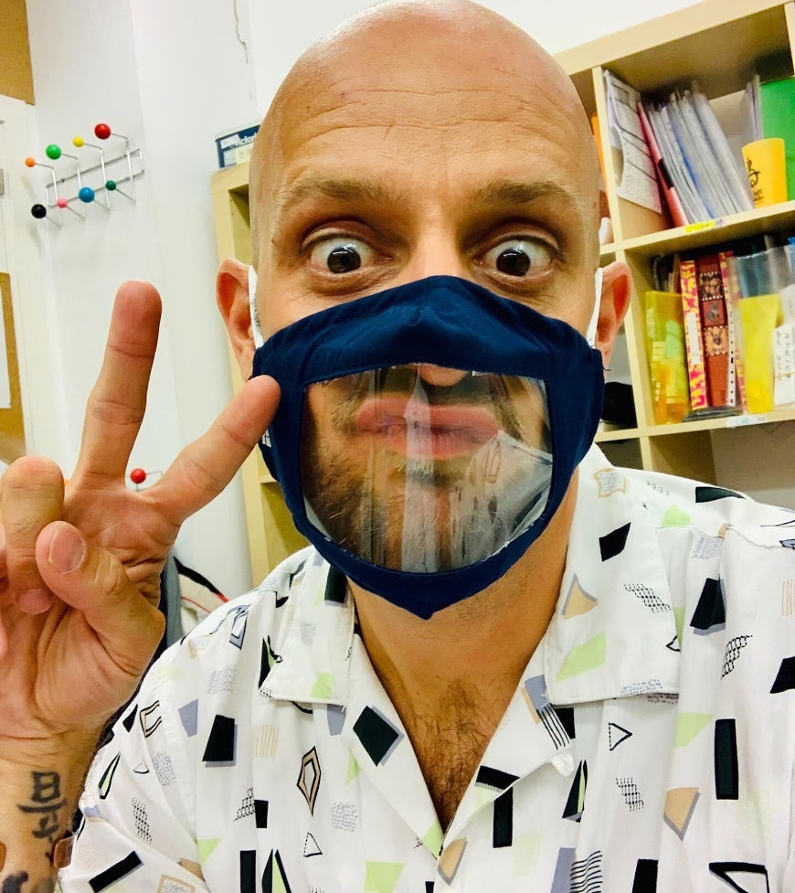 Teacher Justin | Back to school tips for language learners | Oxford House Barcelona