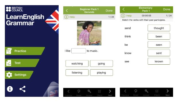 The British Council - 8 of the best apps for learning English | Oxford House Barcelona