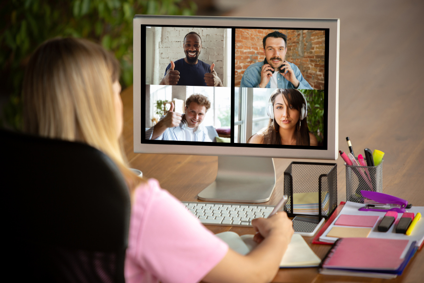 The ultimate guide to video conferencing in English | Oxford House Barcelona