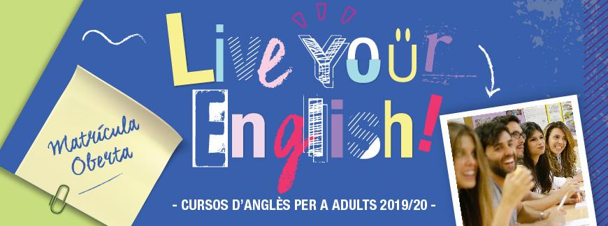 Cursos d'anglès per a adultos 2019/20 | Oxford House Barcelona