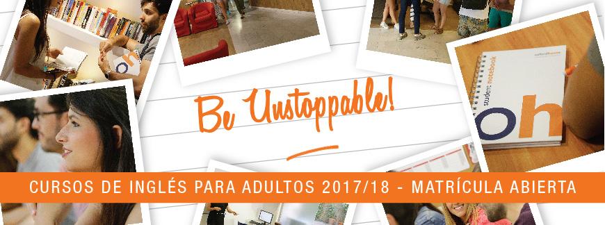Cursos de inglés para adultos 2017-2018 | Oxford House Barcelona