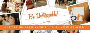 Cursos d'anglès per a adults a Oxford House Barcelona