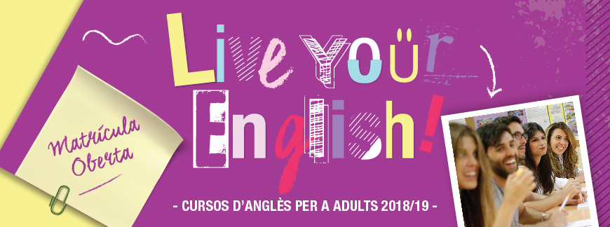 Cursos d'anglès per a adults a Oxford House Barcelona