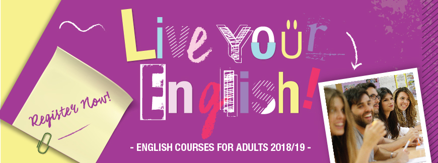 English courses for adults at Oxford House Barcelona