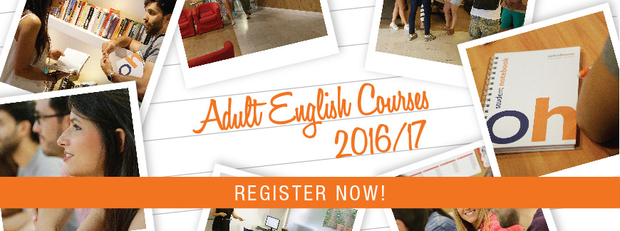 English Courses at Oxford House Barcelona