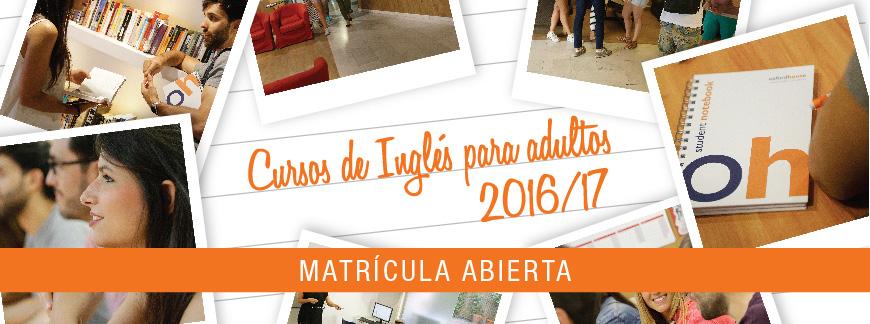 Cursos de Inglés en Oxford House Barcelona