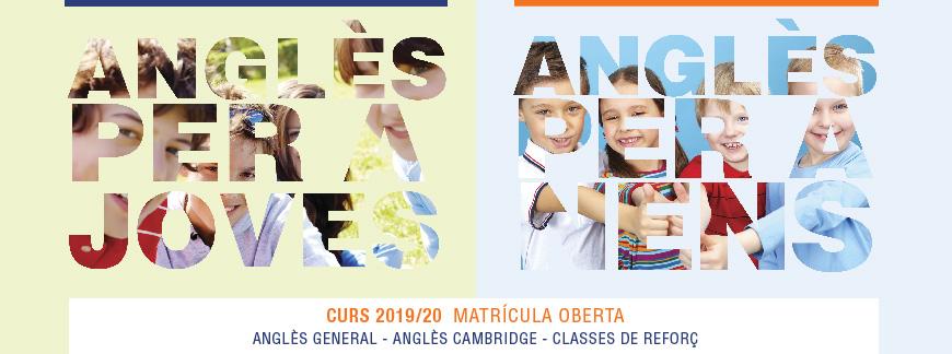 Anglès per a nens i joves a Oxford House Barcelona