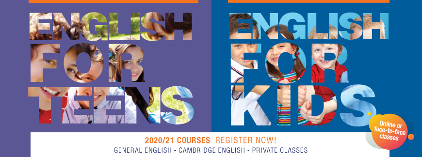 English Courses for Kids and Teens 20/21 | Oxford House Barcelona