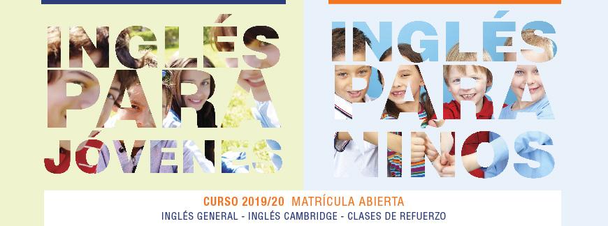 Cursos de inglés 19/20 para niños y jóvenes en Oxford House Barcelona