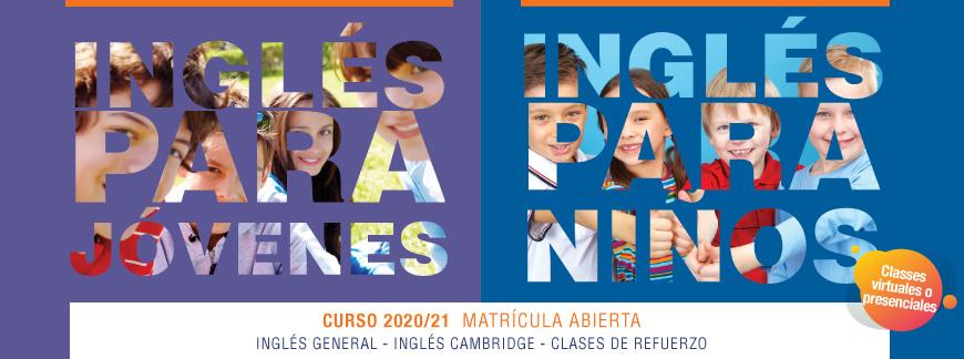 Cursos de inglés para niños y jóvenes 2020-2021 | Oxford House Barcelona