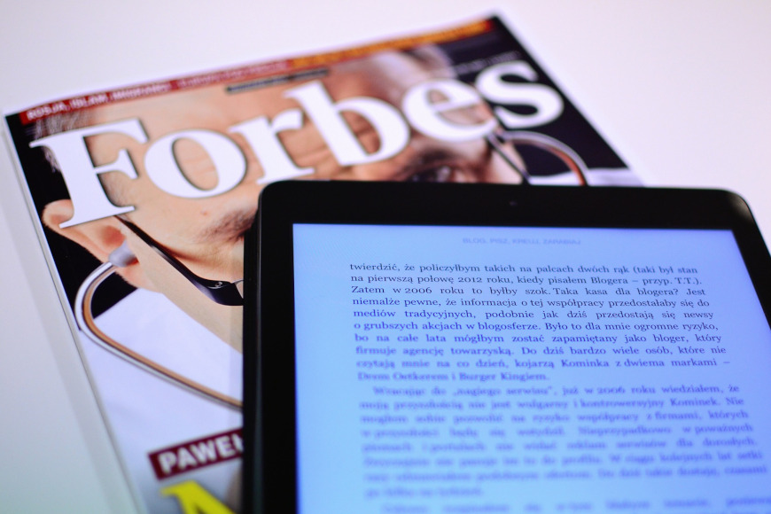 Forbes Magazine | 8 resources to build your business vocabulary | Oxford House Barcelona