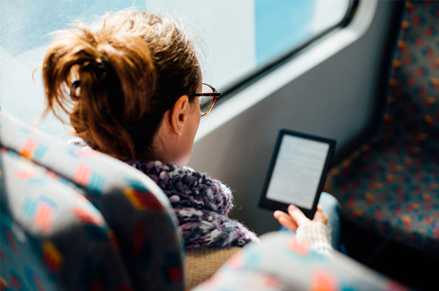 9 ideas to kickstart your reading - Ebooks