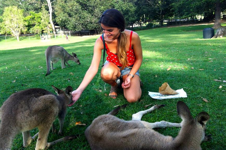 Maria's Story - Moving to Australia   Oxford House Barcelona
