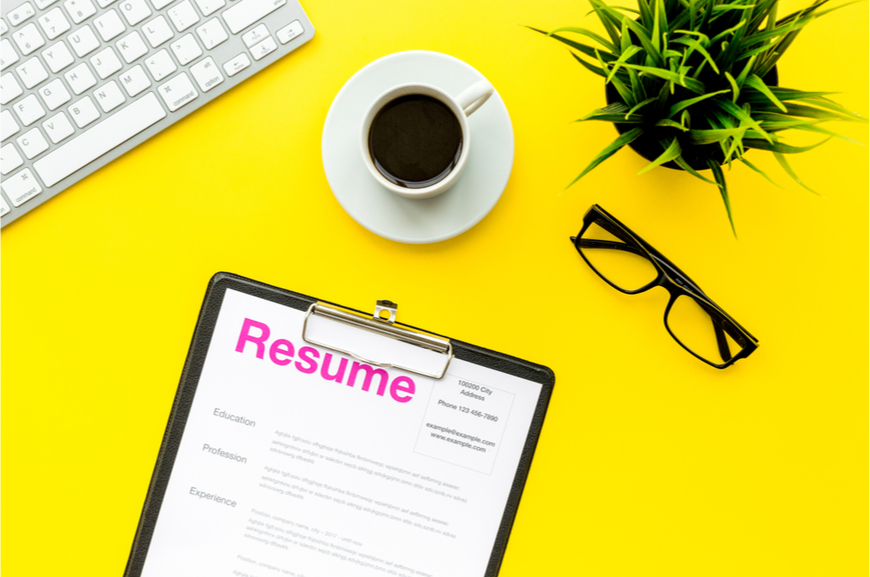 How to write the perfect CV:Maximise your relevant experience | Oxford House Barcelona